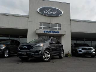 Used 2019 Ford Edge SEL for sale in Mount Brydges, ON