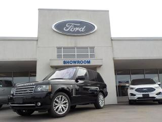 Used 2011 Land Rover Range Rover AUTOBIOGRAPHY SUPERCHARGED for sale in Mount Brydges, ON