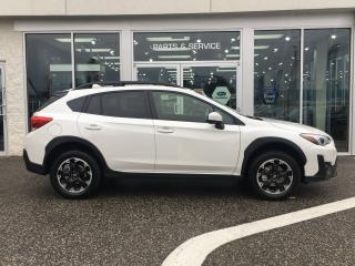 New 2021 Subaru XV Crosstrek 2.0i Sport for sale in Vernon, BC