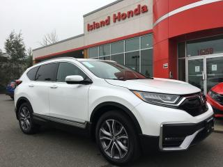 New 2020 Honda CR-V Touring for sale in Courtenay, BC