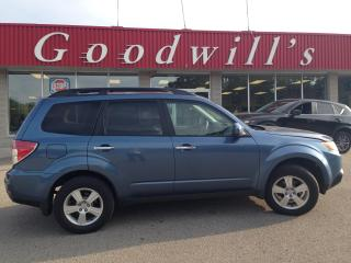 Used 2009 Subaru Forester 2.5X! AS IS! for sale in Aylmer, ON