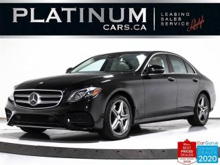 Used 2017 Mercedes-Benz E-Class E400 4MATIC, PREMIUM, TECH, EXCLUSIVE, CLIMATE PKG for sale in Toronto, ON