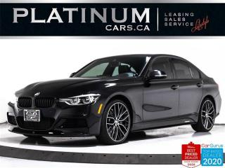 Used 2017 BMW 3 Series 340i xDrive, AWD, M-PERFORMANCE EDITION, NAV, CAM for sale in Toronto, ON