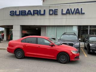 Used 2015 Volkswagen Jetta Trendline+ ** Sièges chauffants ** for sale in Laval, QC