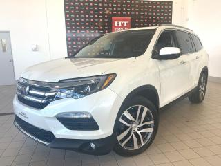 Used 2016 Honda Pilot Touring 7 Places for sale in Terrebonne, QC