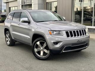 Used 2015 Jeep Grand Cherokee LIMITED   ''GPS CUIR'' for sale in Ste-Marie, QC