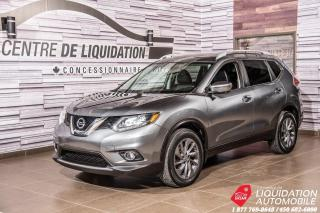 Used 2016 Nissan Rogue SL+AWD+TOIT+MAGS+GPS for sale in Laval, QC