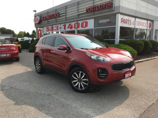 Used 2018 Kia Sportage EX for sale in Port Dover, ON