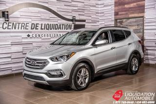 Used 2018 Hyundai Santa Fe Sport AWD+GR ELECTRIQUE+AIR CLIM for sale in Laval, QC