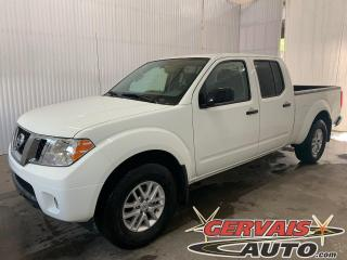 Used 2019 Nissan Frontier SV CREW 4x4 V6 Mags Caméra Sieges Chauffants for sale in Trois-Rivières, QC