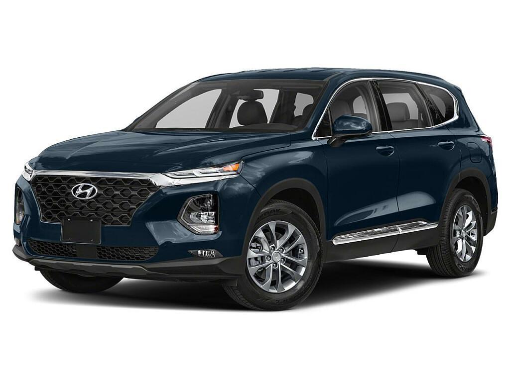 2020 Hyundai Santa Fe 2.4L Essential FWD NO OPTIONS