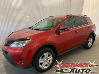 Used 2015 Toyota RAV4 LE Camera A/C Bluetooth for sale in Trois-Rivières, QC