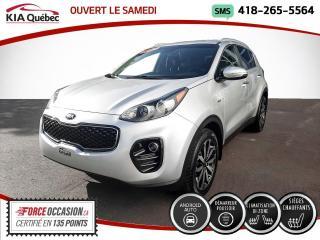 Used 2017 Kia Sportage EX* AWD* CARPLAY* CAMERA* SIEGES CHAUFFA for sale in Québec, QC