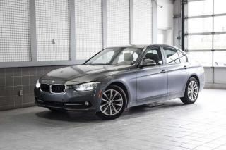 Used 2016 BMW 3 Series 320i xDrive for sale in Lasalle, QC