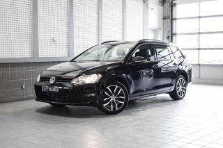 Used 2016 Volkswagen Golf Sportwagen Comfortline for sale in Lasalle, QC
