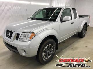 Used 2019 Nissan Frontier PRO-4X GPS MAGS 4x4 CAMÉRA for sale in Shawinigan, QC