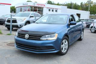 Used 2017 Volkswagen Jetta 1.4 TSI Trendline+ 4 portes BA for sale in Shawinigan, QC