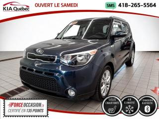 Used 2015 Kia Soul EX* A/C* SIEGES CHAUFFANTS* BLUETOOTH* for sale in Québec, QC