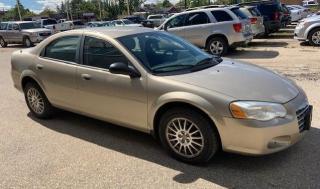 Used 2004 Chrysler Sebring LXi for sale in Brunkild, MB