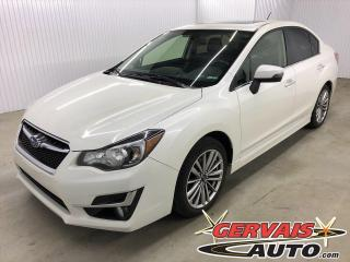 Used 2016 Subaru Impreza LIMITED AWD GPS CUIR TOIT OUVRANT MAGS for sale in Shawinigan, QC
