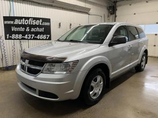 Used 2010 Dodge Journey FWD 4dr SE  $34,72. par semaine + taxes for sale in St-Raymond, QC