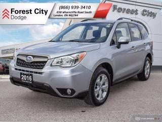 Used 2016 Subaru Forester i Convenience for sale in London, ON