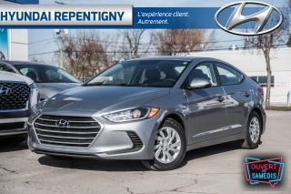 Used 2017 Hyundai Elantra LE 4 PORTES**A/C, BLUETOOTH, SIEGES CHAUFFANTS** for sale in Repentigny, QC