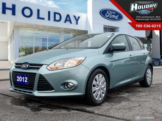 Used 2012 Ford Focus SE for sale in Peterborough, ON