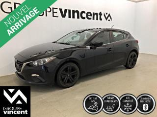 Used 2016 Mazda MAZDA3 GS GPS ** GARANTIE 10 ANS ** Beau véhicule alliant performance et économie de carburant! for sale in Shawinigan, QC