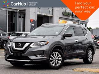 Used 2018 Nissan Rogue SV Apple CarPlay Heated Seats Blind Spot Backup Camera Remote Start Sport Mode for sale in Thornhill, ON