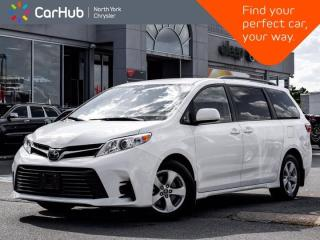 Used 2020 Toyota Sienna LE BackUp Camera Lane Keep Heated Front Seats Power Side Doors Bluetooth for sale in Thornhill, ON