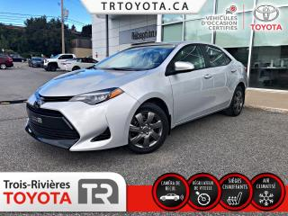 Used 2018 Toyota Corolla LE CVT for sale in Trois-Rivières, QC