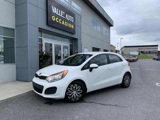 Used 2015 Kia Rio 5dr HB Auto LX+ for sale in St-Georges, QC