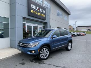 Used 2017 Volkswagen Tiguan 4MOTION 4dr Comfortline for sale in St-Georges, QC
