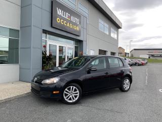 Used 2010 Volkswagen Golf 5dr HB Auto Trendline for sale in St-Georges, QC