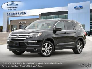 Used 2017 Honda Pilot EX-L for sale in Ottawa, ON