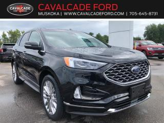 New 2020 Ford Edge Titanium for sale in Bracebridge, ON