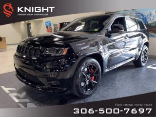 New 2020 Jeep Grand Cherokee SRT 6.4L Hemi | Premium Leather | Sunroof | Navigation for sale in Regina, SK