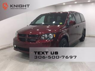 New 2020 Dodge Grand Caravan GT | Leather | DVD | Navigation | for sale in Regina, SK