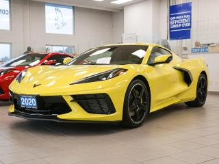 New 2020 Chevrolet Corvette Stingray Navigation, Z51 Performance Package for sale in Coquitlam, BC