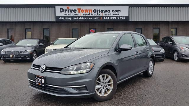 2019 Volkswagen Golf COMFORTLINE 6 AVAILABLE DIFFERENT COLOURS