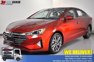 New 2020 Hyundai Elantra Luxury for sale in Mississauga, ON