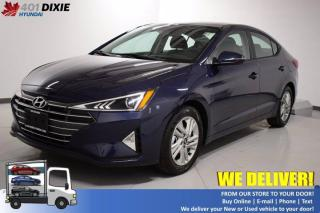 New 2020 Hyundai Elantra Preferred w/Sun & Safety Package for sale in Mississauga, ON