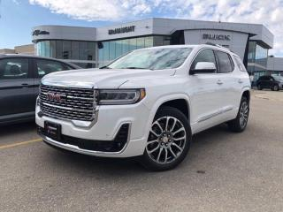 New 2021 GMC Acadia Denali for sale in Winnipeg, MB