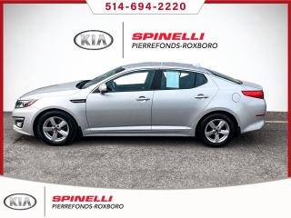 Used 2015 Kia Optima Lx Lx for sale in Montréal, QC