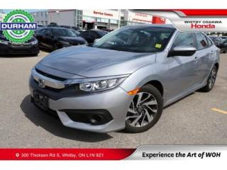 Used 2018 Honda Civic w/Honda Sensing for sale in Whitby, ON