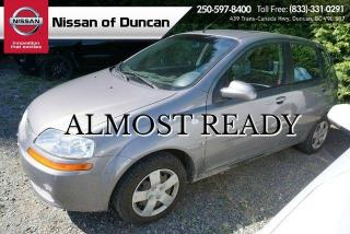 Used 2008 Chevrolet Aveo LT for sale in Duncan, BC