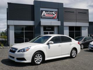 Used 2013 Subaru Legacy Vendu, sold merci for sale in Sherbrooke, QC