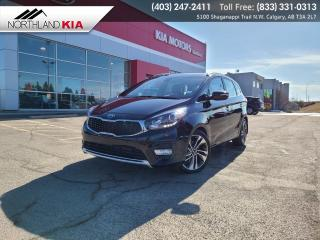 Used 2017 Kia Rondo EX Luxury BACKUP CAMERA, HEATED FRONT/REAR SEATS, NAV, PANORAMIC SUNROOF for sale in Calgary, AB