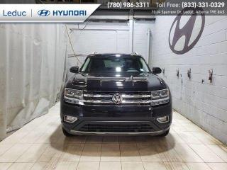 Used 2019 Volkswagen Atlas HIGHLINE for sale in Leduc, AB